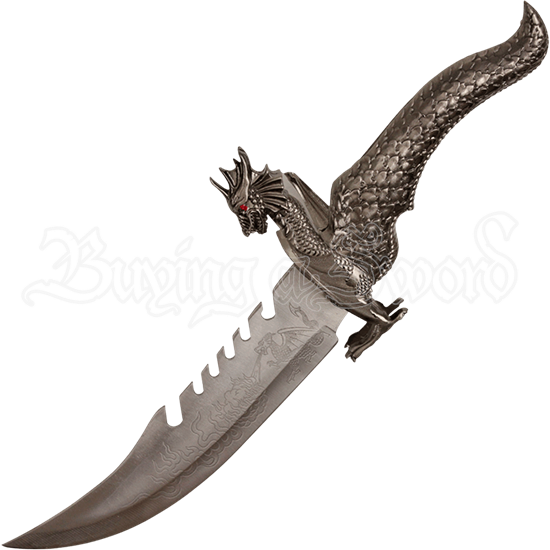 Dragon Family Dagger
