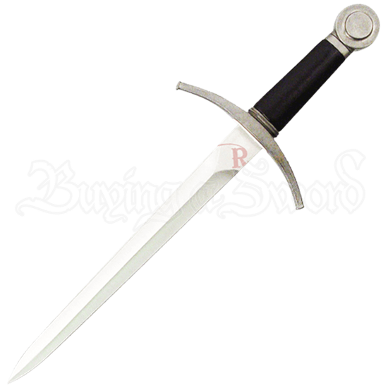 Handmade Medieval Knights Dagger with Scabbard
