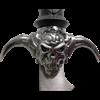 Demon Skull Interlocking Curved Blades
