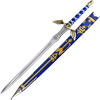 Darkness Sealer Sword with Scabbard