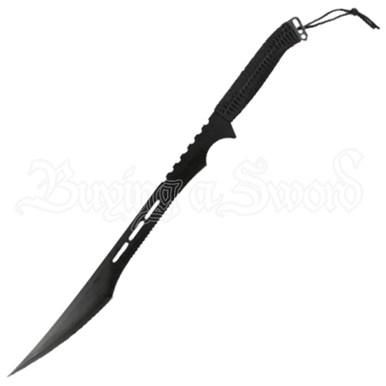 Serrated Tactical Assassin Sword