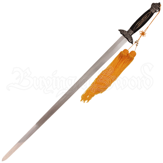 Jinse Ju Long Tai Chi Sword