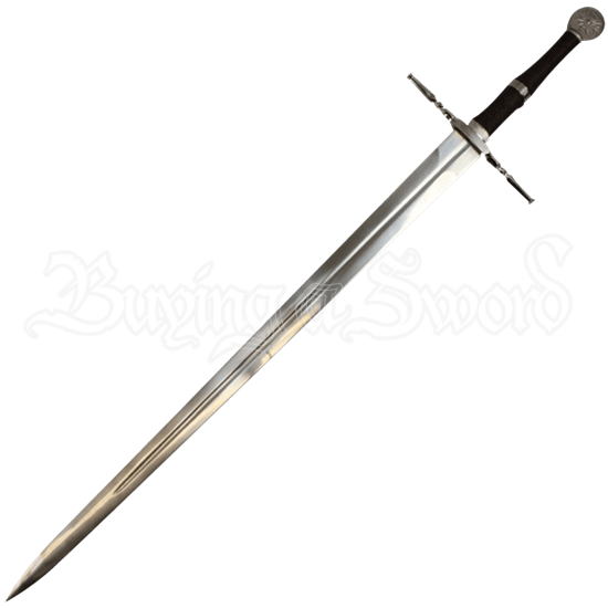 The Witcher III Decorative Steel Sword