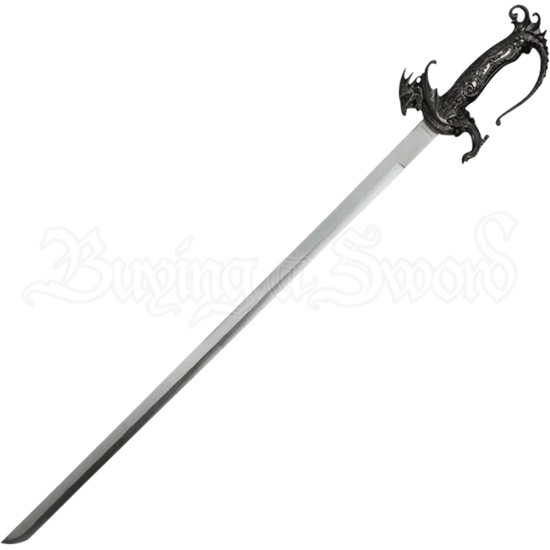Saint George Dragon Saber