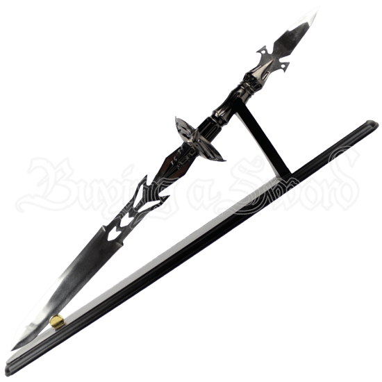 Warlord Fantasy Dagger with Display Stand