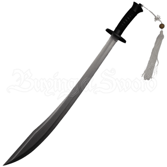 Black Dao Broadsword