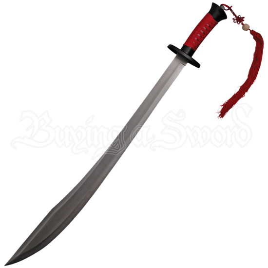 Red Dao Broadsword