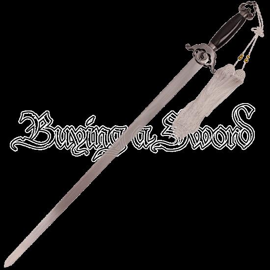 Black Tao Tai Chi Sword