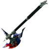 Dragon Battle Axe