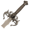 Dragon Guard Sword with Plaque
