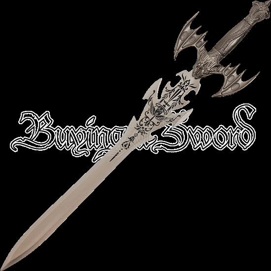 Dragon Wing Display Sword