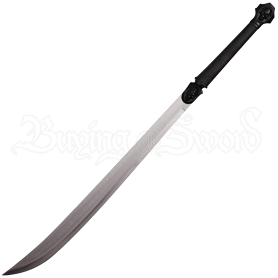 Demon Broadsword Falchion