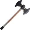 Pirate Warlord Battle Axe