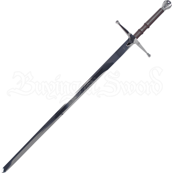Scottish Great Sword with Plaque