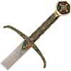 Robin Hood Sword with Plaque