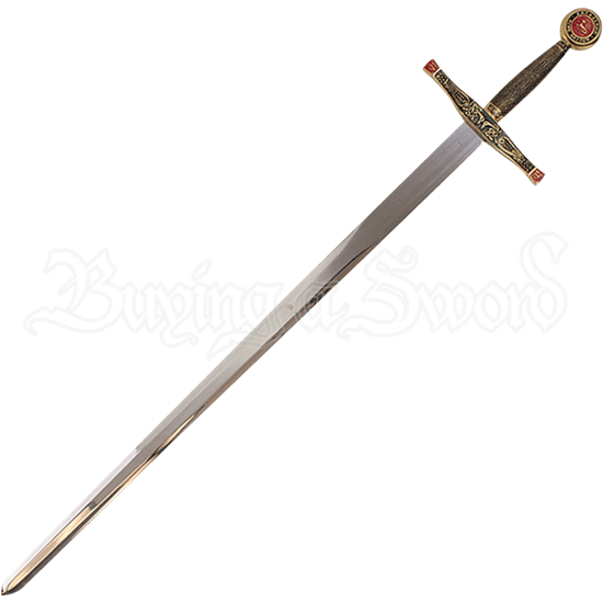 King Arthur Excalibur Sword with Sheath