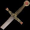 King Arthur Excalibur Sword with Sheath