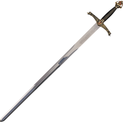 Lancelot Sword with Plaque