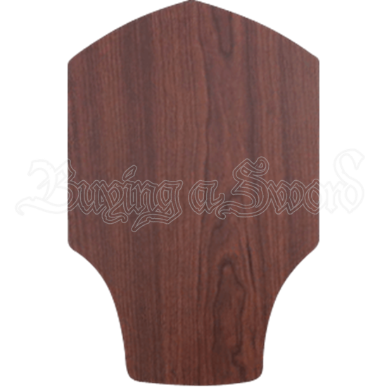 Wooden Sword Plaque