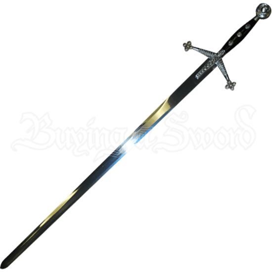 Decorative Scottish Claymore Sword