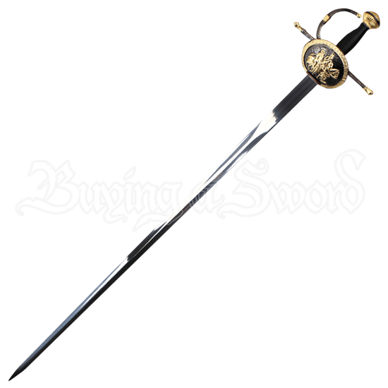 Don Quixote Spanish Rapier