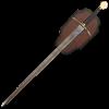 Hexagon Pommel Medieval Sword