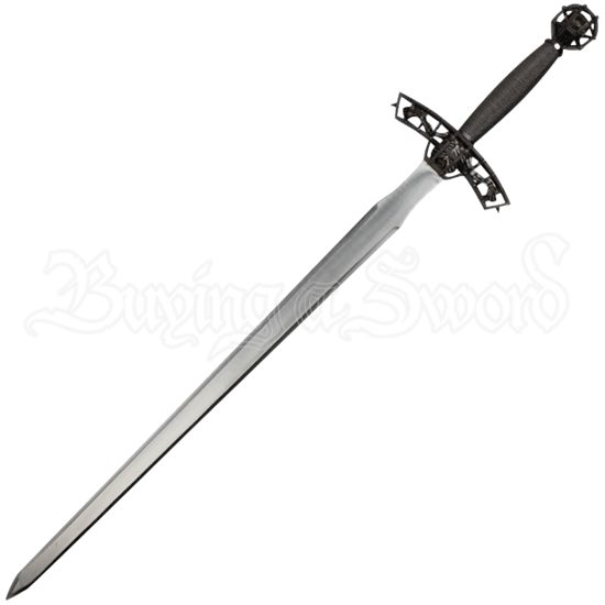 Caged Skeleton Longsword