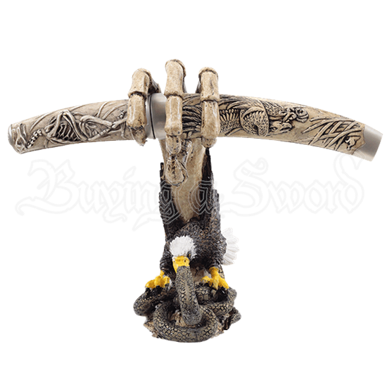 Eagle Claw Dagger Display Set