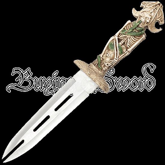 Tribal Pirate Skeleton Dagger