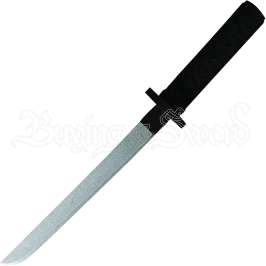Wooden Tanto with Scabbard
