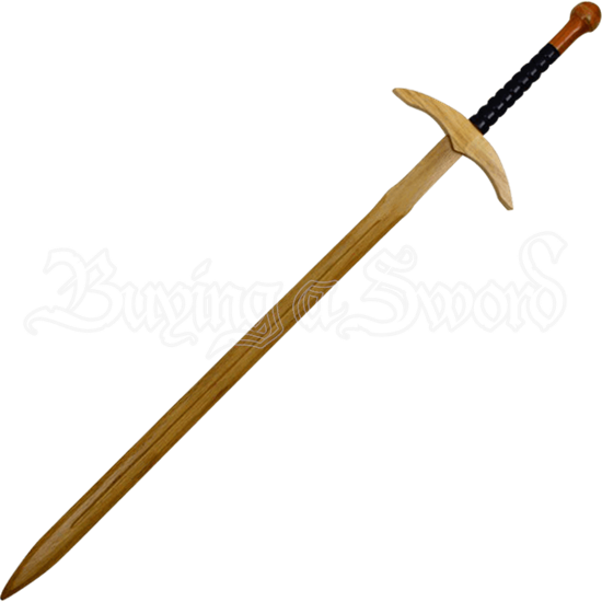 Wooden Great Sword