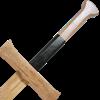 Wooden Medieval Longsword