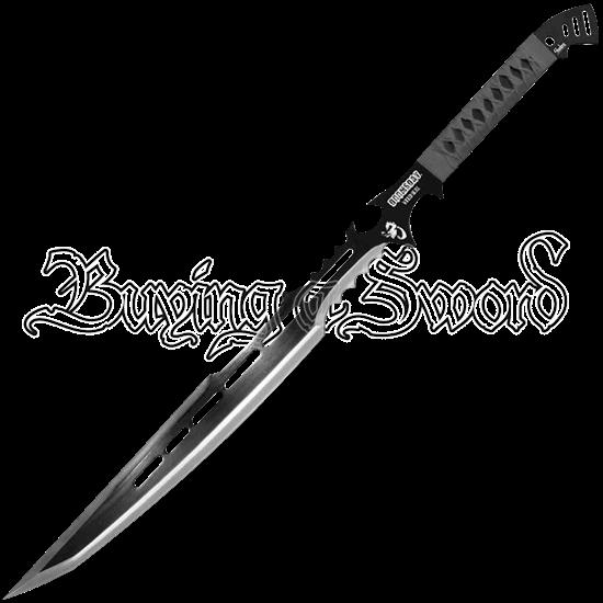 Doomsday Tactical Ninja Sword