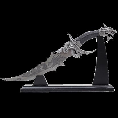 Serpentine Dragon Dagger