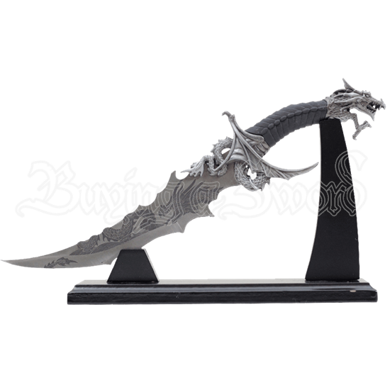 Serpentine Dragon Dagger