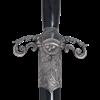 Knights of St. John Scroll Guard Dagger