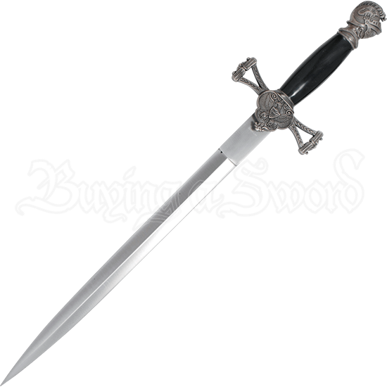 Knights of St. John Open Guard Arm Dagger