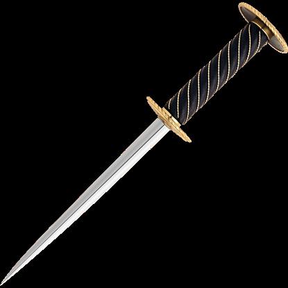 Auray Rondel Dagger