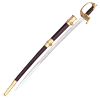 Confederate Staff and Field Officer Sword