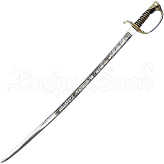 Model 1850 Army Foot Officer Sword