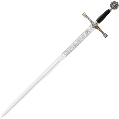 Silver and Gold Excalibur