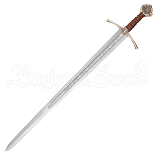 The Accolade Sword of the Knights Templar