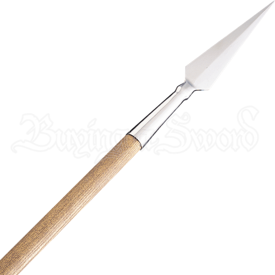 Long Viking Spearhead