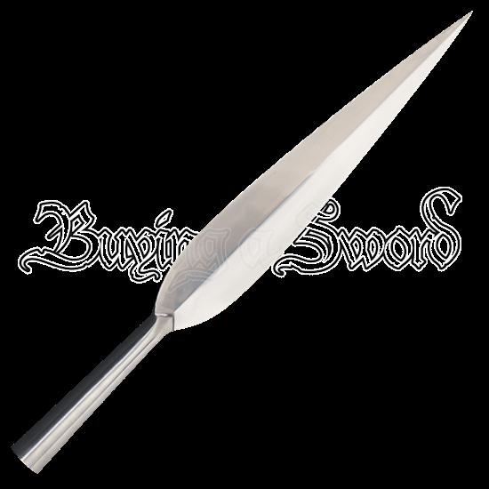Hewing Spearhead