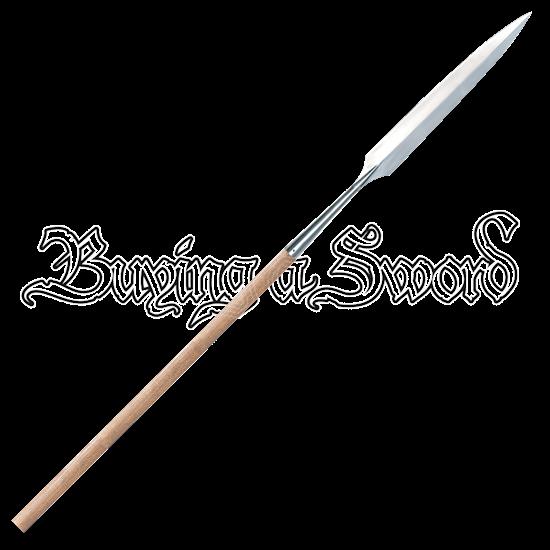 Long Bladed Hewing Spearhead
