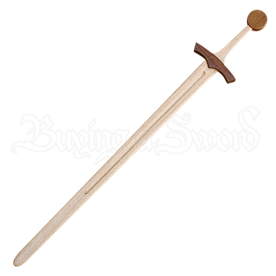 Single Hand Medieval Wooden Sword