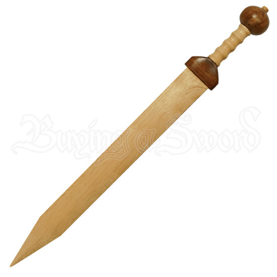 Wooden Roman Gladius Sword