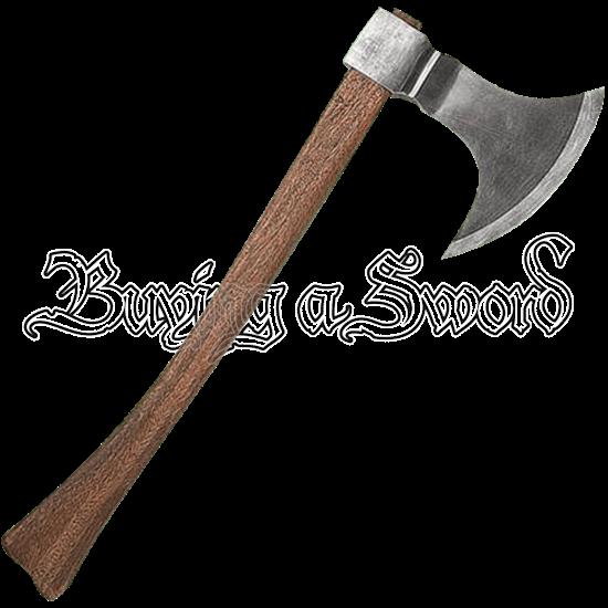 Medieval Huntsman Axe