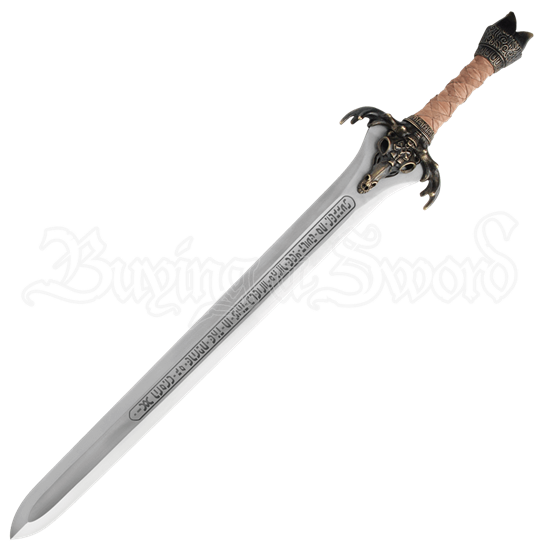 The Fathers Sword From Conan the Barbarian