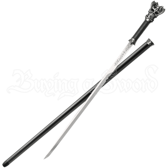 Vorthelok Forged Sword Cane